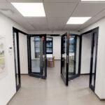 Reduta Office - wejście